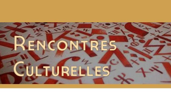 <b>Rencontres littéraires, </br>colloques, expos, </br>événements &#8230;</b>