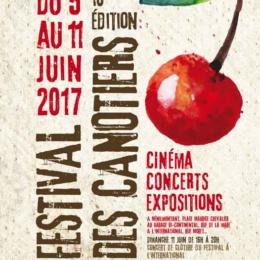 Festival des canotiers du 5/06/17 au 11/06/17