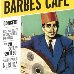 20/10/17 Barbès Café