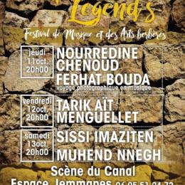 25/09/2018 Festival de musique et des arts berbères