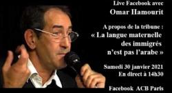 Live facebook avec Omar Hamourit