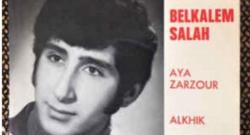 Salah Belkalem, l'étourneau nocturne