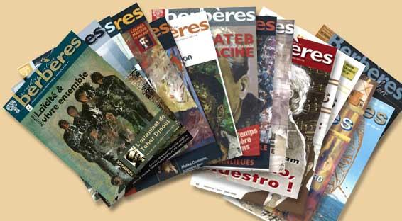 <h6>La revue de l'ACB<br><br></h6><h3> «Actualités & culture berbère»</h3>