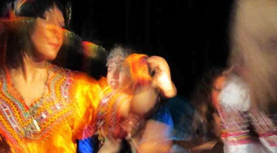 Danses Berbères