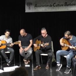 Atelier guitare de l'ACB